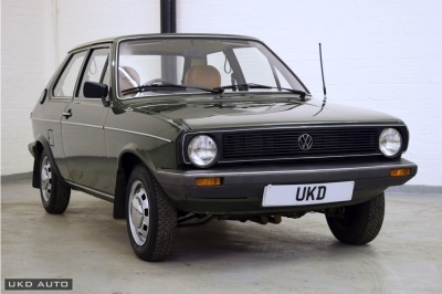 VW POLO 1.0 GLS MK1 3DR HATCHBACK GREEN 1980